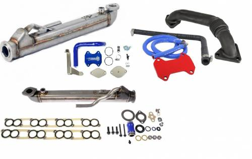 Products - EGR Coolers & Components
