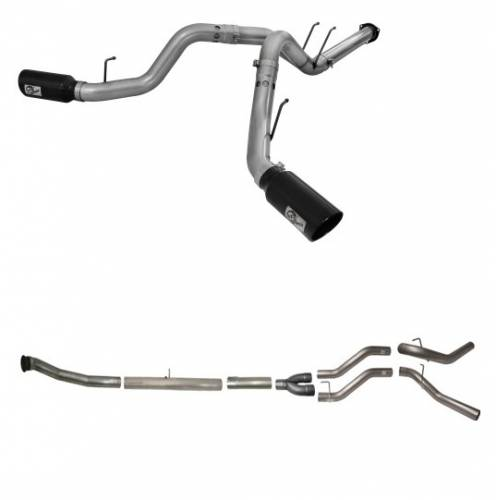 Exhaust Systems & Manifolds - Catback Dual Systems