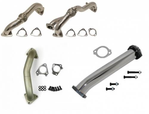 Exhaust Systems & Manifolds - Up-Pipes