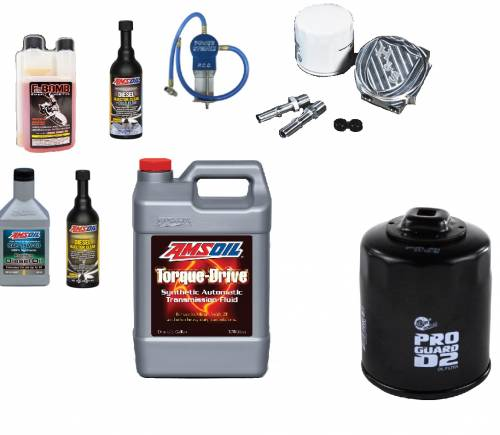Products - Fluids & Filters