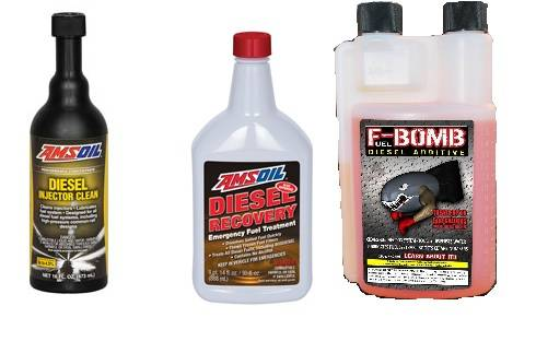Fluids & Filters - Diesel Fuel Additives