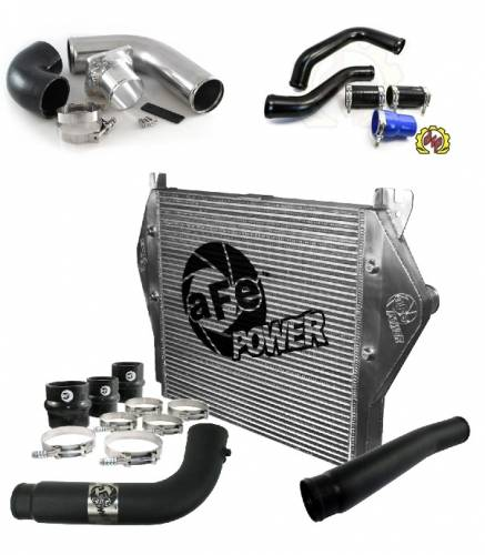 Products - Intercoolers & Pipes