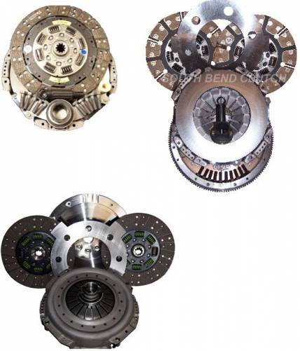 Transmission & Components - Clutches