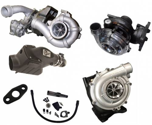 Products - Turbo Chargers & Kits