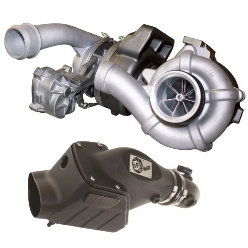 Turbo Chargers & Kits - Compound Turbo Kits