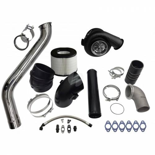 Turbo Chargers & Kits - Turbo Swap Kits