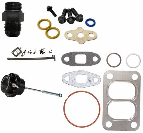 Turbo Chargers & Kits - Turbo Accessories