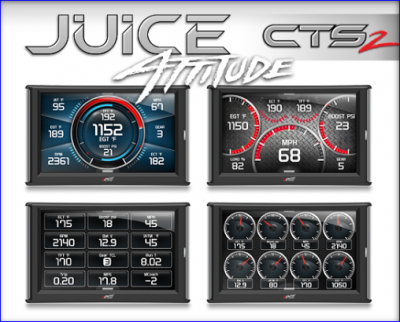 Products - Handheld Tuners & Programmers - Edge Products - 2013-2016 Edge Juice P/N 31507 Dodge Cummins Juice WITH Attitude