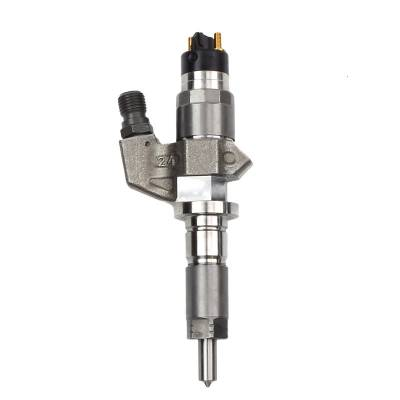 Products - Injectors & Sleeves - Industrial Injection - Industrial 01-04 GM 6.6L Duramax LB7 New Injector DragonFly 50hp