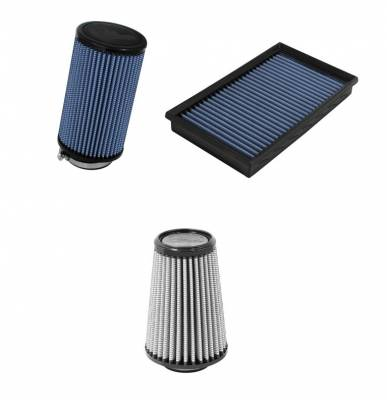 Products - Air Intakes Kits & Components - Replacement Air Filters