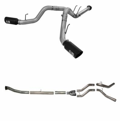 Products - Exhaust Systems & Manifolds - Catback Dual Systems