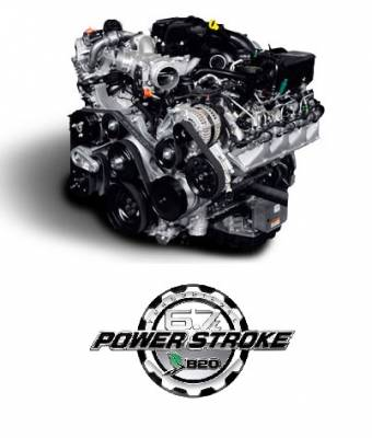 Products - Custom Tuning - Ford Powerstroke