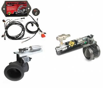 Products - Exhaust Systems & Manifolds - Exhaust Brakes
