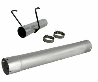 Products - Exhaust Systems & Manifolds - Muffler Delete Pipes