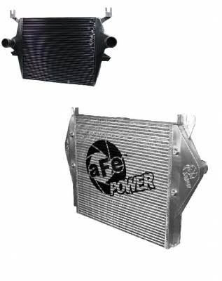 Products - Intercoolers & Pipes - Intercoolers