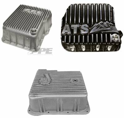 Products - Transmission & Components - Transmission Pans