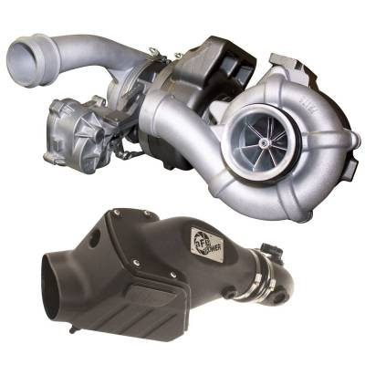Products - Turbo Chargers & Kits - Compound Turbo Kits