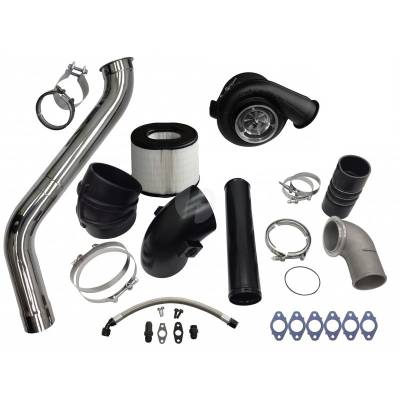 Products - Turbo Chargers & Kits - Turbo Swap Kits